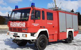 TLFA 4000 15 S 23 Steyr - Rosenbauer