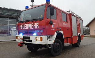 Rüstlöschfahrzeug RLF-A Steyr 13S21 4x4