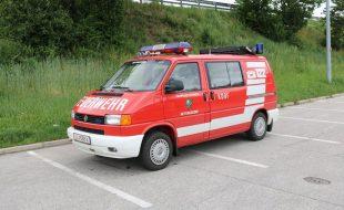 Allrad Kommandofahrzeug (KDOF) VW T4 Syncro
