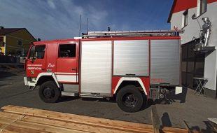Tanklöschfahrzeug TLF-A 1600 Steyr 12S23 L34 4x4