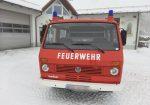 Kommandowagen (KDO) / Kleinlöschfahrzeug (KLF) VW LT35 - Kommandowagen (KDO) / Kleinlöschfahrzeug (KLF) VW LT35