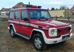 Kommandowagen (KdoW) - Fahrgestell Mercedes Benz G300 TD Allrad