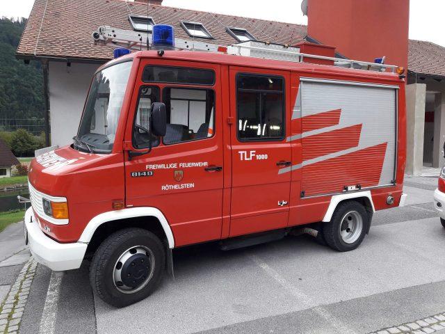 Mercedes-Benz 814 D (BJ 85)