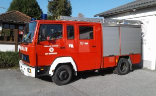 Tanklöschfahrzeug TLF 1000