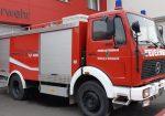 Tanklöschfahrzeug TLF-A 4000