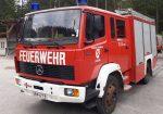 Tanklöschfahrzeug - TLFA 2000 Mercedes-Benz MB 1120 AF/36,4