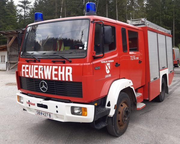 TLFA 2000 Mercedes-Benz MB 1120 AF/36,4