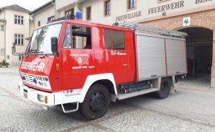 Tanklöschfahrzeug TLFA 4000/200