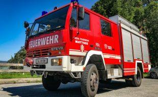 Steyr 10S18 Rüstfahrzeug Allrad