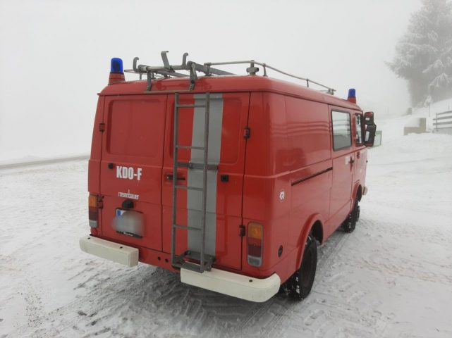 Kommandowagen (KDO) / Kleinlöschfahrzeug (KLF) VW LT35