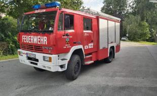 LFB-A2 - Löschfahrzeug m. Bergeausrüstung u. Allradantrieb