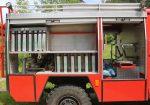 Aufbau von Fa. Marte für Feuerwehrfahrzeug - Aufbau von Fa. Marte für Feuerwehrfahrzeug
