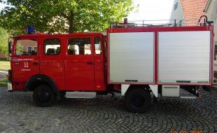 Feuerwehrfahrzeug Iveco Magirus LF8 75-14A