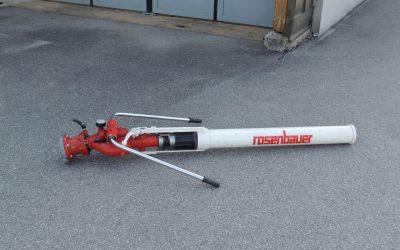 Wasserwerfer Rosenbauer RM 24 HSD 2000