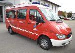 MERCEDES BENZ Sprinter 316 CDI 4x2 Diesel - Kommandofahrzeug / Einsatzleitfahrzeug