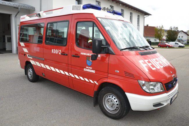Kommandofahrzeug / Einsatzleitfahrzeug