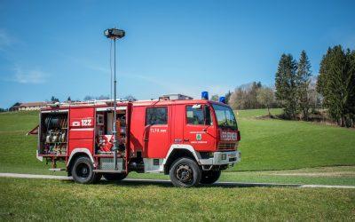 Tanklöschfahrzeug TLF-A 2000 Steyr 12 S 21 L 4x4