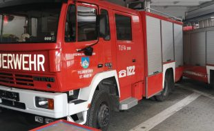 Tanklöschfahrzeug Steyr 10 S 18 4x4