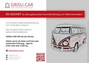 Flyer - Auf GRISU-CAR kaufen