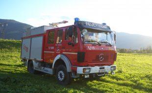 Tanklöschfahrzeug Mercedes Benz 1428