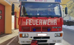Steyr RLFA 2000 4X4 Rosenbauer