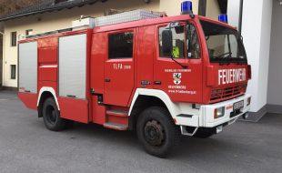 Tanklöschfahrzeug Steyr 13S21 4x4