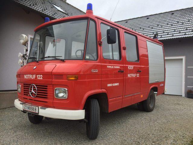 Merzedes-Benz L 409 Kastenwagen
