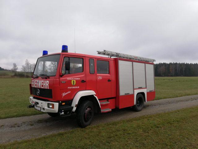 LFA-B 360 MB 917 AF 4x4 (Allrad)
