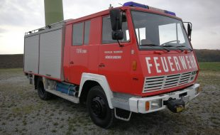 Feuerwehrfahrzeug TLFA 2000 Steyr 791