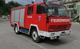 Tanklöschfahrzeug TLF-A 4000 Steyr 790