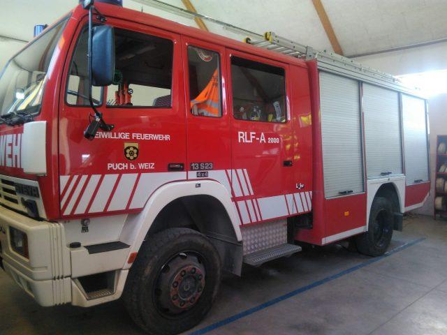 RLF-A 2000 auf Steyr 13S23 4x4
