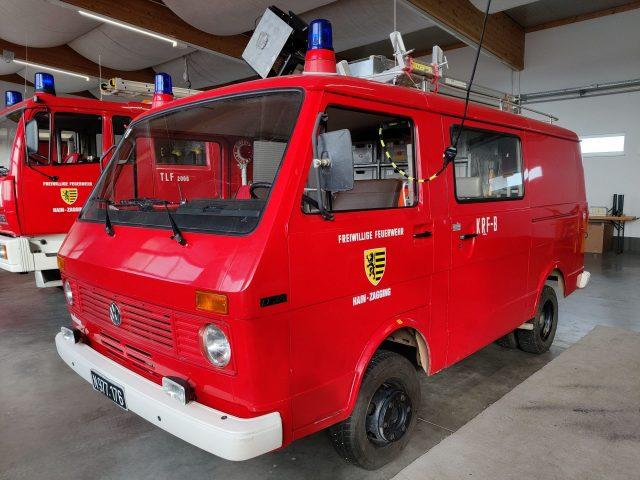 Kleinrüstfahrzeug mit Bergeausrüstung (KRF-B) VW LT35