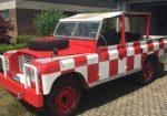 Land Rover 109 S3 Stationswagen - Land Rover 109 S3 Stationswagen, SUV/Geländewagen