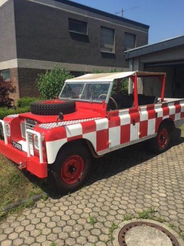 Land Rover 109 S3 Stationswagen, SUV/Geländewagen