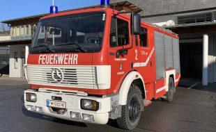 Mercedes Benz 1226 AF36