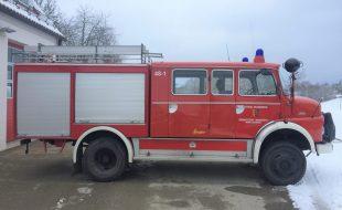 "Merzedes Benz LAF 911 B (""Kurzhauber"")"