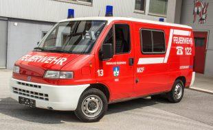 Mehrzweckfahrzeug (MZF) Fiat Ducato