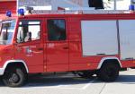 Kleinlöschfahrzeug Merzedes-Benz 711D - Kleinlöschfahrzeug Merzedes-Benz 711D
