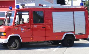 Kleinlöschfahrzeug Merzedes-Benz 711D