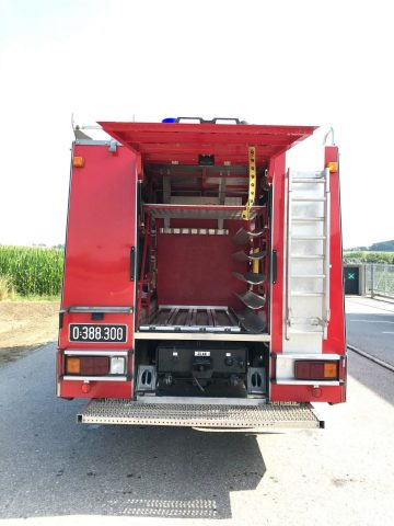 Löschfahrzeugs Steyr 10S18 Allrad