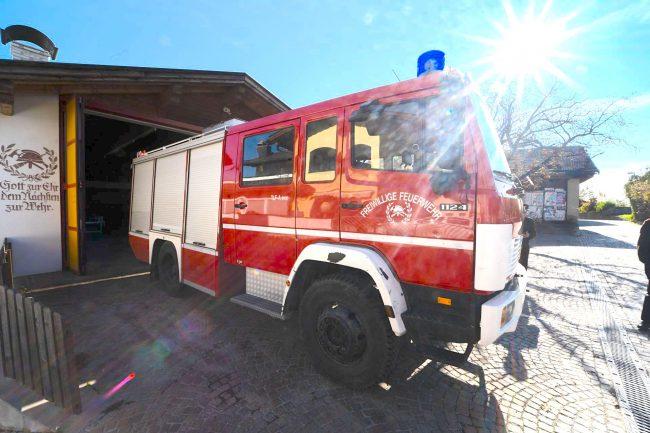 Tanklöschfahrzeug TLF-A 2000 Mercedes-Benz 1124 AF 36