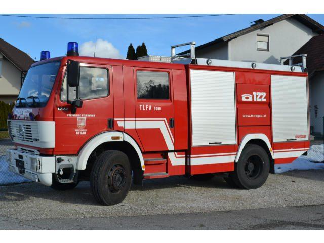 Mercedes-Benz 1222 AF 36 Allrad