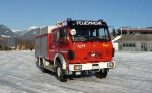 Tanklöschfahrzeug TLF 3000 Mercedes 1428 AF 36