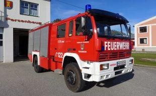 Tanklöschfahrzeug TLF-A 3000 Steyr 15 S 23 4x4 Allrad