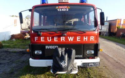 Iveco 65-12 Feuerwehrfahrzeug