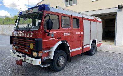 Scania P93HK 4x4 L280