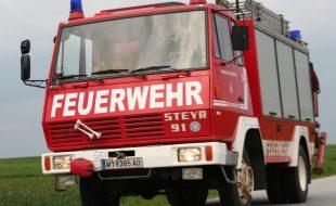 Schweres Rüstfahrzeug (SRF) Steyr 791
