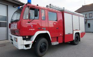 Tanklöschfahrzeugs TLFA 4000 - Steyr 15 S 23/L37/4x4