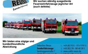 Werbung - Reuss-Sonderfahrzeuge