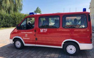 MTF Ford Transit Bus Vario 100